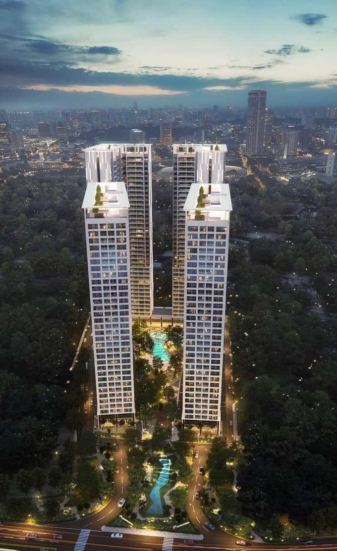 Anderson Park phát triển mô hình đô thị mini trong thành phố