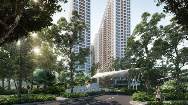 Anderson Park – đô thị mini kiểu mẫu trong lòng siêu đô thị