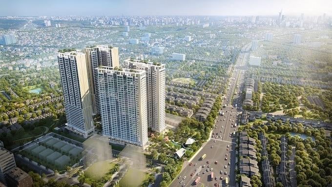 Thuận An 'kích hoạt' lợi nhuận ở phân khúc căn hộ cao cấp cho thuê